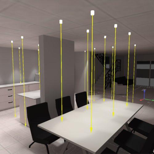 תכנון וחישוב תאורה