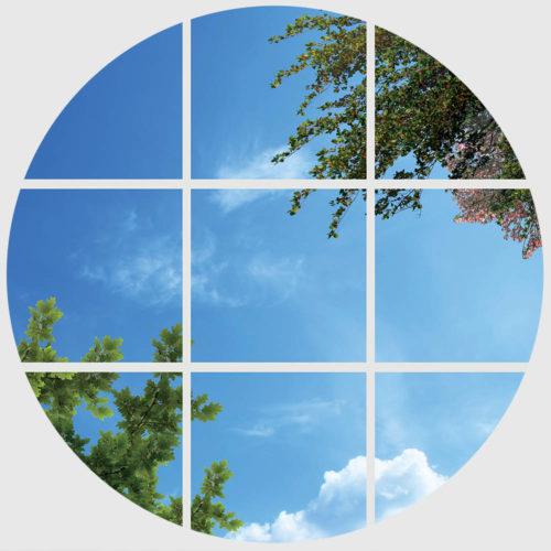 דוגמאות לבחירה תמונות מוארות- SKYLIGHT