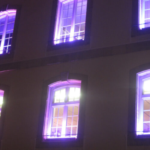 חלונות מוארים
